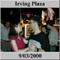 Irving Plaza - Swing Dancing - NYC