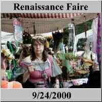 Renaissance Faire - Cloisters - Fort Tryon Park - NYC