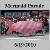 Mermaid Parade - Coney Island - Brooklyn NYC