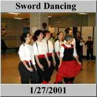Sword Dancing - CDNY - NYC