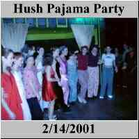 Hush Pajama Party - Swing Dancing - NYC