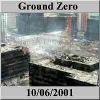 Ground Zero - September 11 - World Trade Center - NYC