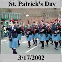 Saint Patrick's Day Parade - Park Slope - Brooklyn NYC