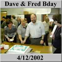 Dave & Fred's Birthday Party - Leviton - Little Neck - Queens NYC