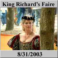 King Richard's Faire - www.kingrichardsfaire.net - Carver Mass