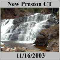 Kent Falls State Park - New Preston CT