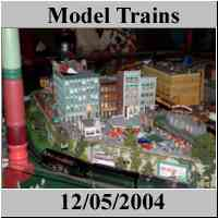 Model Trains - The Station at Citigroup Center - NYC