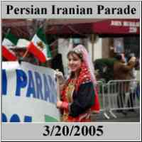 Persian Iranian Parade - NYC