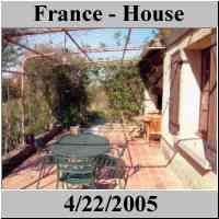 France - House - Camaret sur Aigues