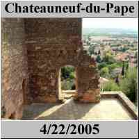 France - Chateauneuf-du-Pape
