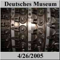 Germany - Munich - Deutsches Museum