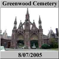 Greenwood Cemetery - Brooklyn NYC - BCUE walk