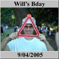 Will's Birthday - Prospect Park - Brooklyn NYC