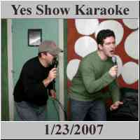 The Yes Show Karaoke Party - Improv - NYC