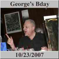 George Birthday Party - NYC